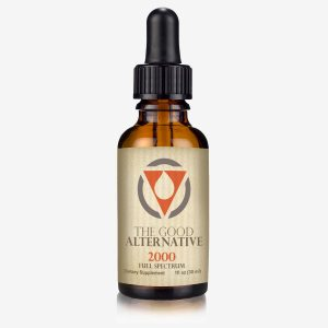 2000mg CBD Hemp Oil