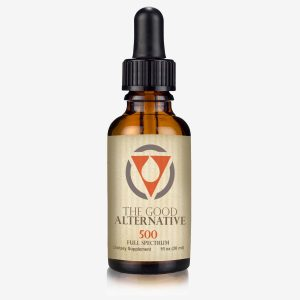 500mg CBD Oil